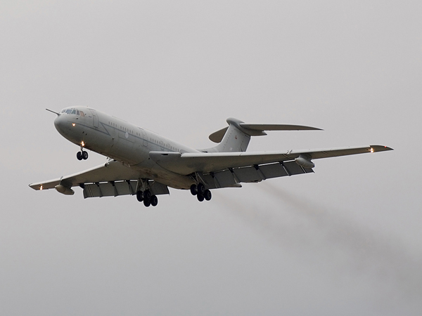 RAF  BAC VC10 C1K   XV102