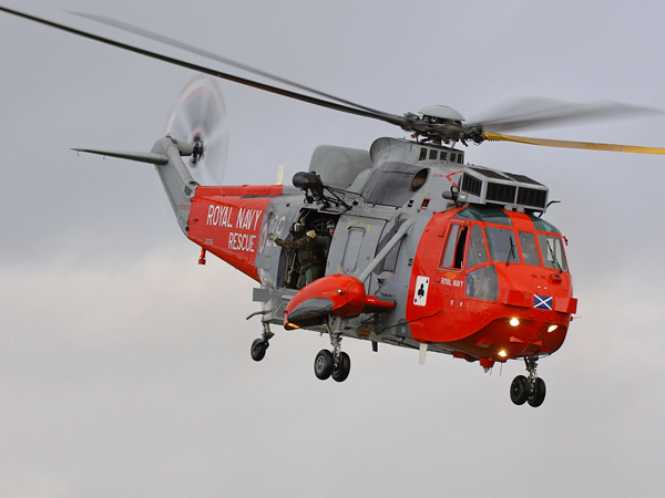 Royal Navy   Westland   SeaKing  HU.5SAR   XV705
