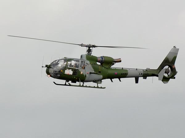 Army Air Corps     Westland WA.341 Gazelle AH1  XW846