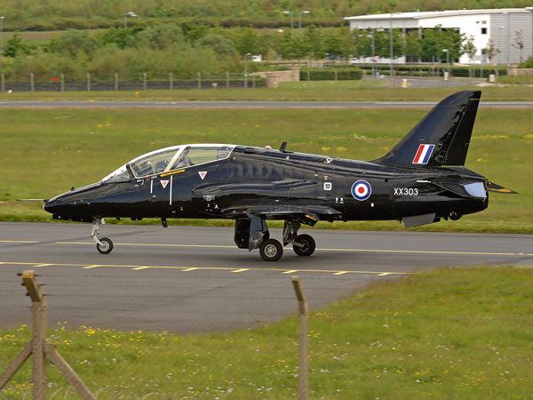 RAF  BAe Systems  Hawk T.1    XX169