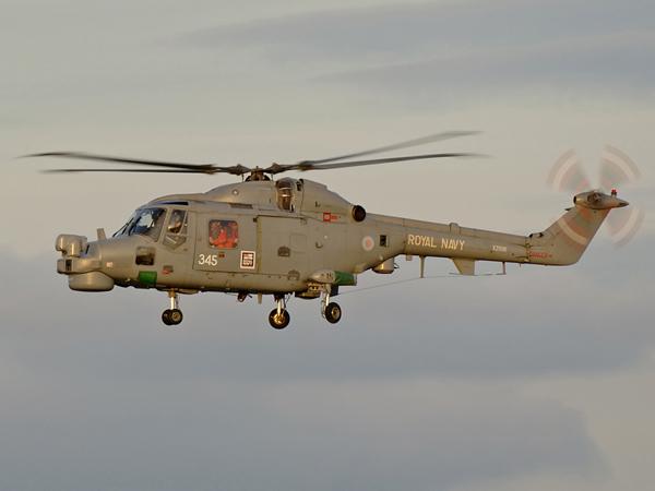 RN WS Lynx HMA8 (410/GC)   XZ691