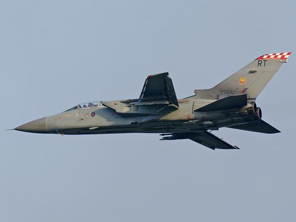 RAF Panavia Tornado F3   ZH553