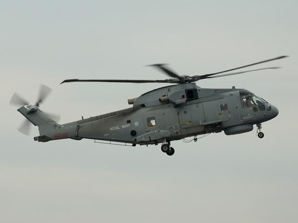 Royal Navy EHI-101 Merlin HM1ZH843