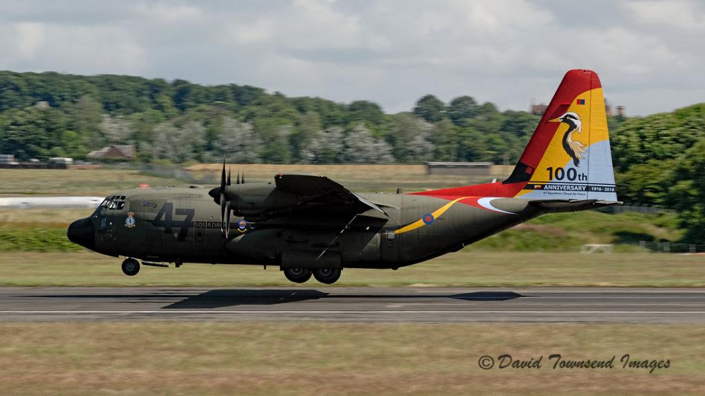 Lockheed C-130J Hercules C5 ZH880
