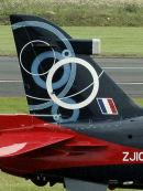 Bae Hawk 102D  ZJ100