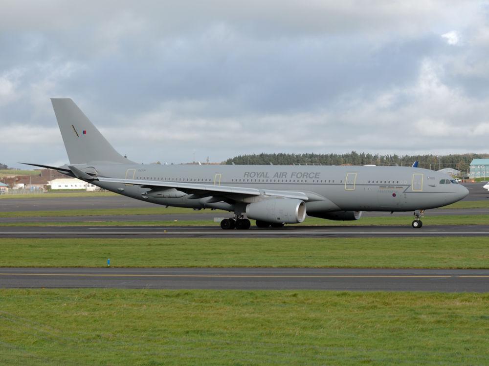 RAF  Airbus A.330-243MRTT  KC2 Voyager  ZZ331