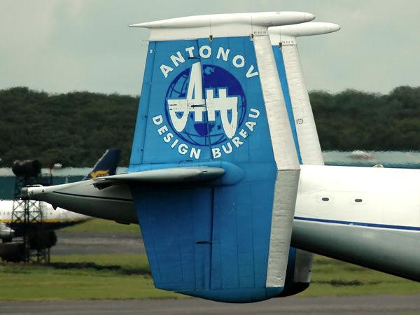 Antonov Design Bureau<br> Antonov AN-22
