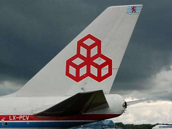 Cargolux<br> Boeing 747-4R7F