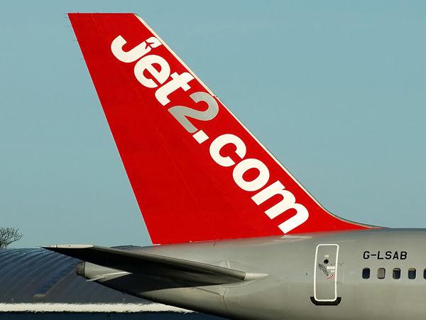Jet2.com Boeing 757-230