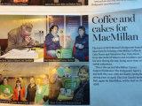 The NFU MacMillan Coffee Morning