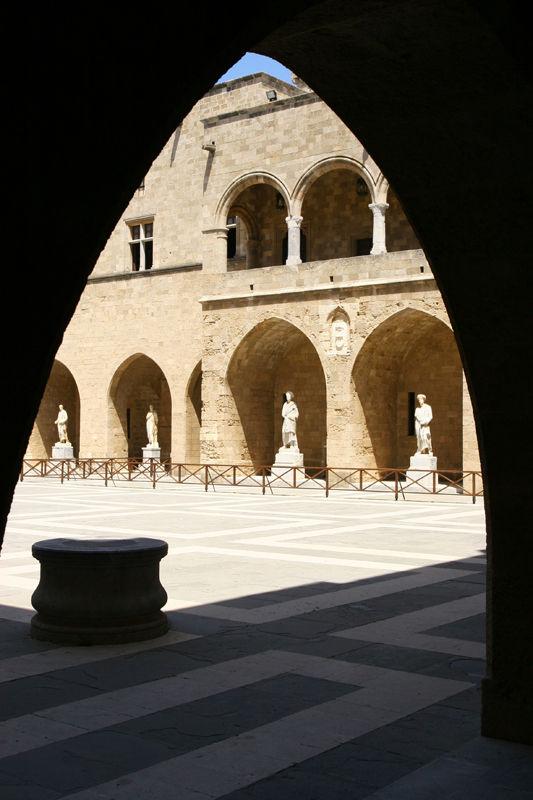 Grand Masters' Palace