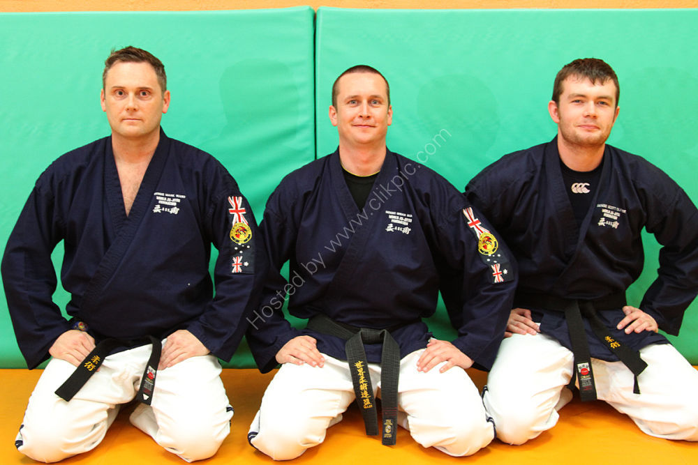 Jujitsu (Seaton Deleval)