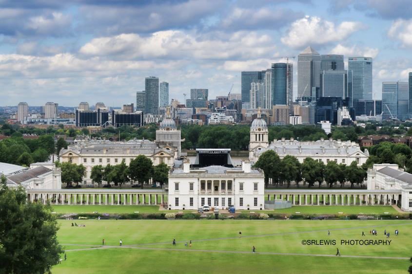 Across Greenwich