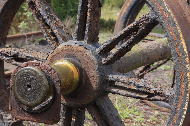 Rusty Wheels