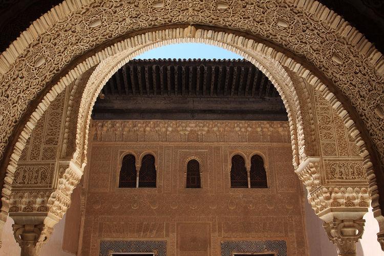 Nazaries Palace, Alhambra