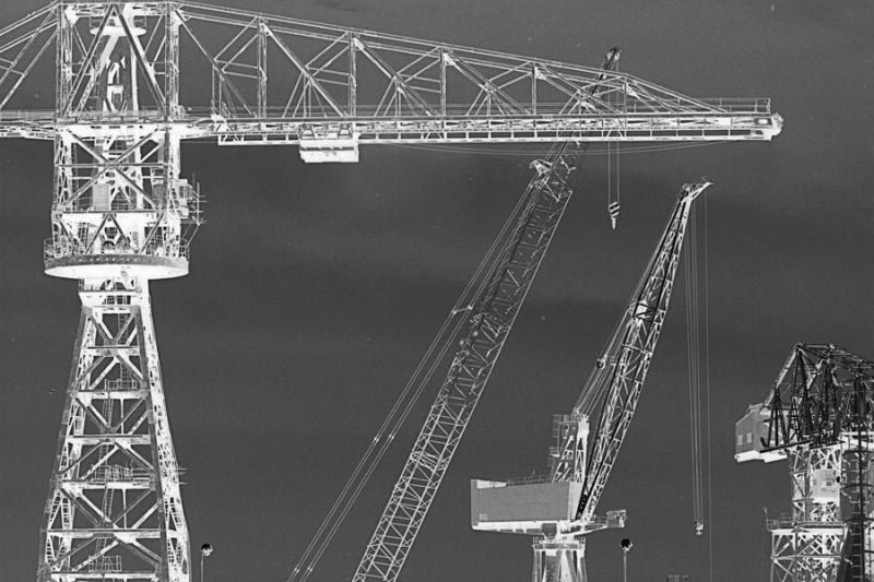 Cranes Now Past