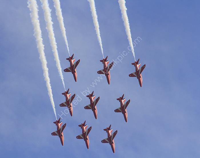 Red Arrows 1