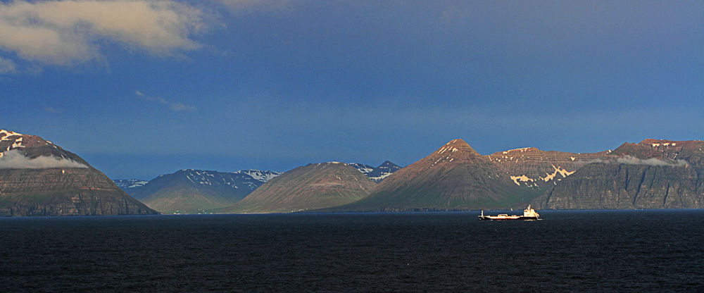 The Fjord to Akureyri
