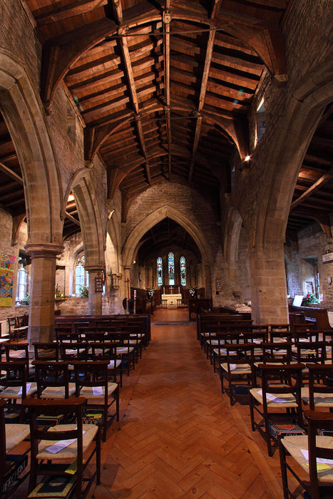 The Nave and Aisle