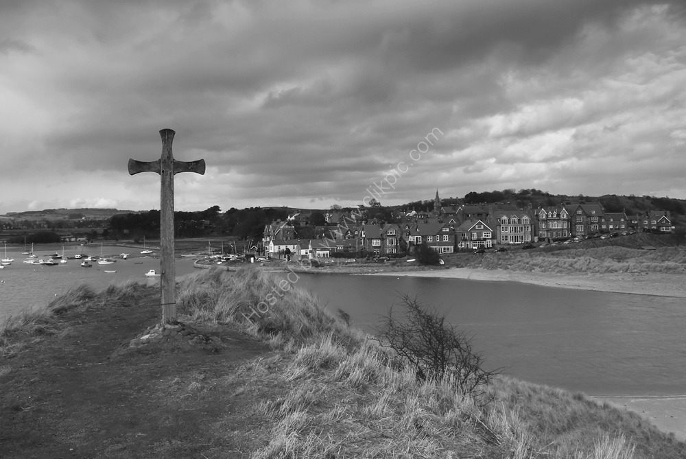 View of Alnmouth