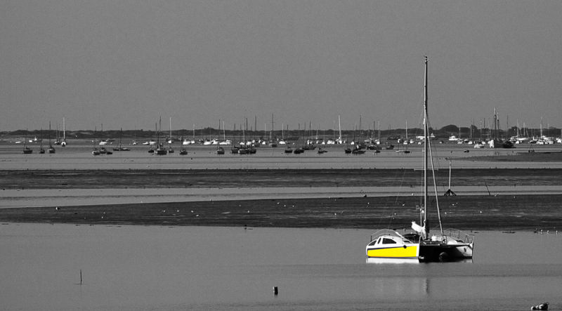 Yachting on the Estuary