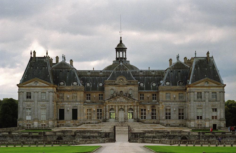 Chateau Vaux le Vicomte