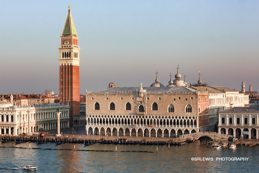 Campanile and Palazzo Ducale