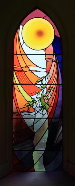 Hartley Memorial Window II