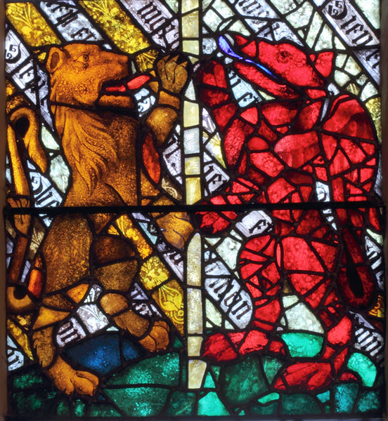 Tudor Lions