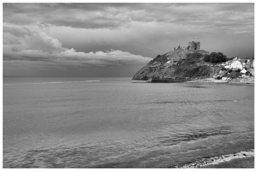 Criccieth Bay