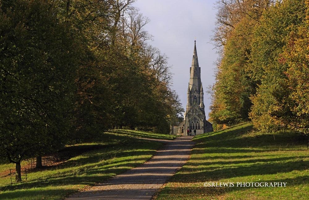 Autumn at St Mary's