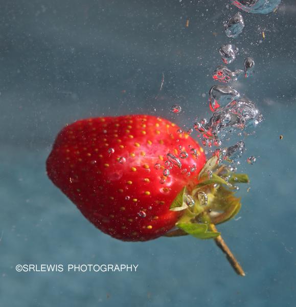Strawberry Plunge