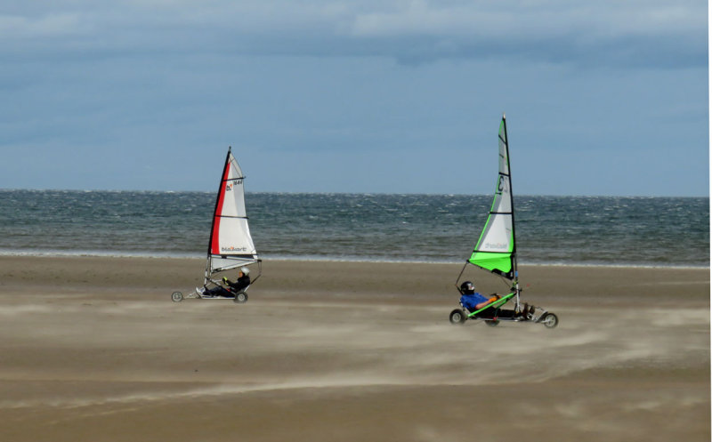 Wind Chasers