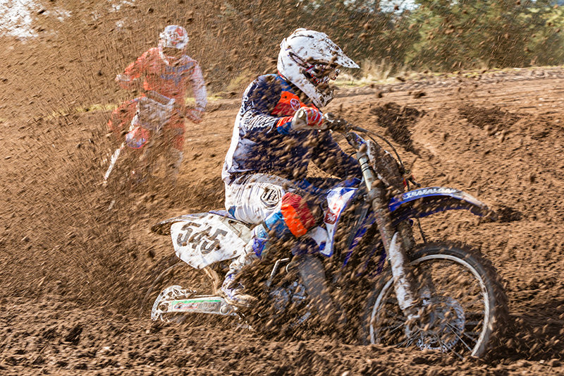 Mud Scramble