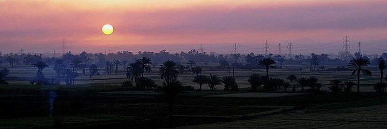Luxor Dawn