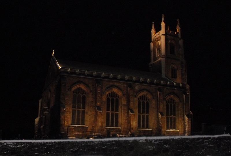 Clackmannan Church
