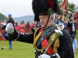 Skye Highland Games Event