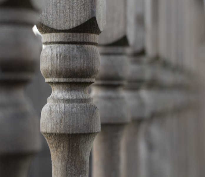 Spindles Shallow Depth
