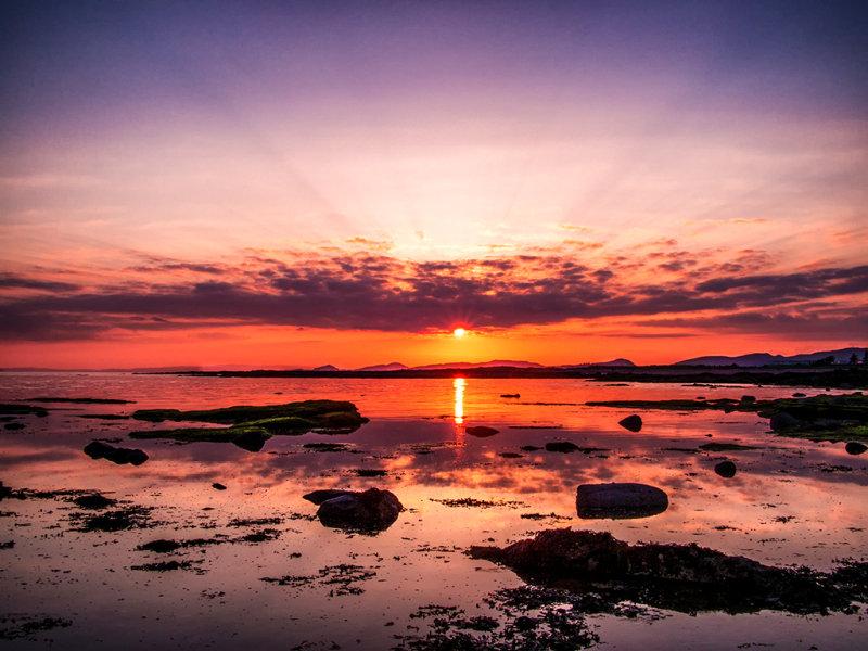 Ardrossan Sunset