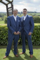 15.8 Groom and Dad