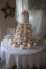 34. Wedding Cup Cakes