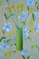 'Green Vase'