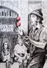 Juggler Corey Pickett