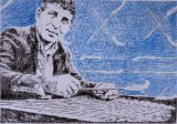 The Greek Sandouri player Athens