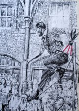 The slackrope walker