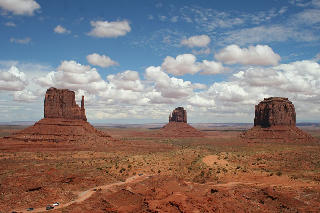Monument Valley, 2159