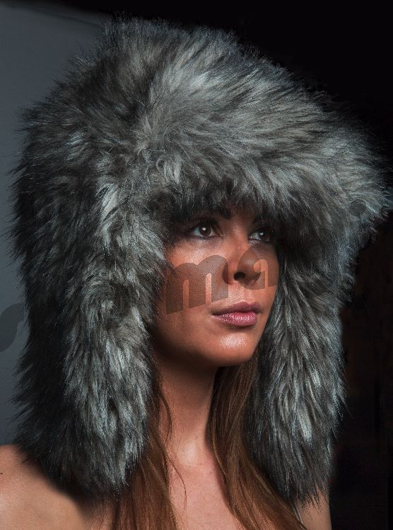 The Girl in the Fur Hat