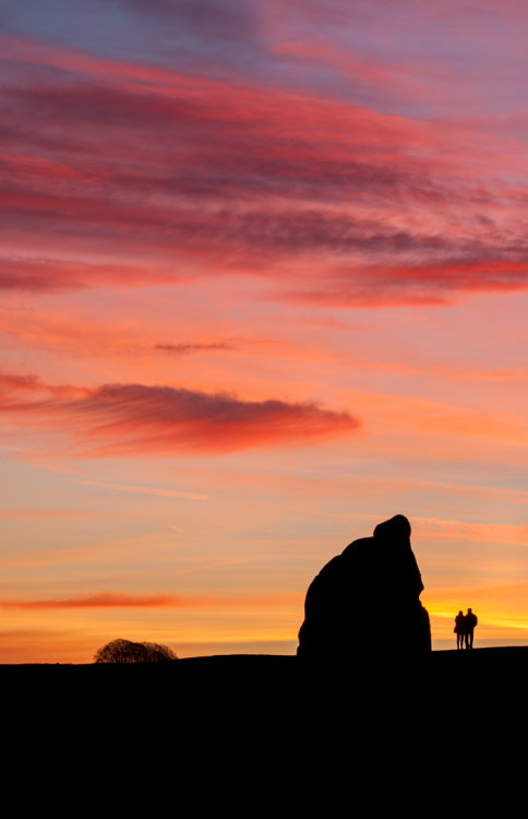 Avebury Stone Circle Sunrise