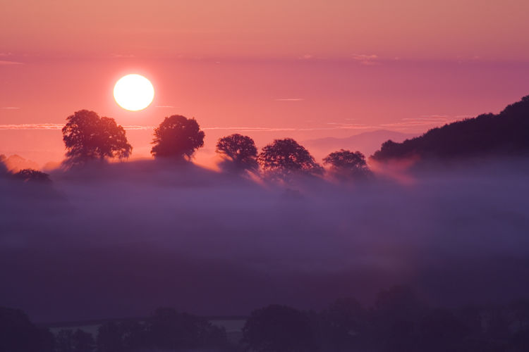Sunrise Grey Valley