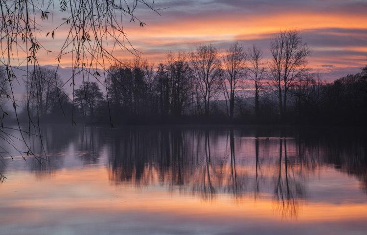 Sunrise Langford Lakes